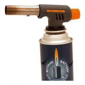 Gasbrander voor aansteken vuurkorf