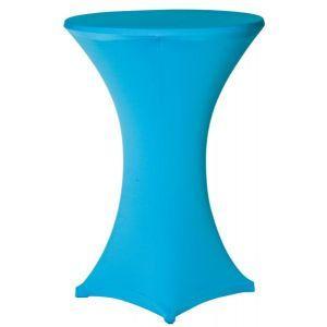 Statafelrok stretch, turquoise