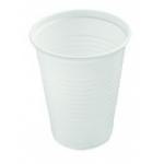 Drinkbeker plastic wit 180cc. p/100 st. haalt u bij van der Schoot - snel en voordelig bezorgd!