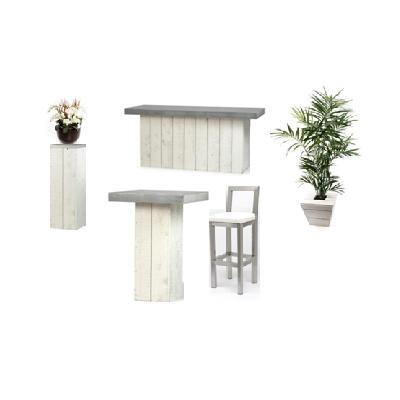 Industrial White meubellijn