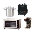 Keukenmateriaal & -apparatuur