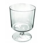Wijnglas plastic helder 170cc p/12 st.? Van der Schoot Partyverhuur - snel en voordelig bezorgd!