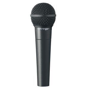 Dynamische snoermicrofoon (incl. 18 mtr. snoer)