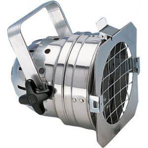Par 56 zilver 300W met filterframe