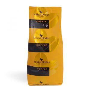 Smit & Dorlas koffie snelfiltermaling maling 250 gr.