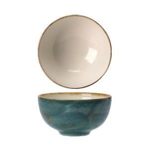 Chinese bowl 12,7 cm. Craft Blue