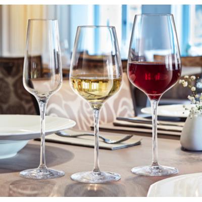 Luxe wijnglazen