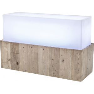 Ice Cube (incl. onderstel Pure Wood)