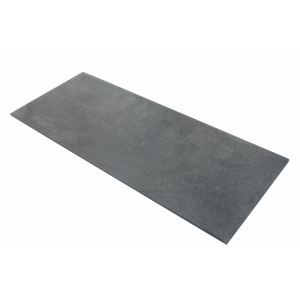 Rijplaat 100x200x1(D) cm. (19 kg.)