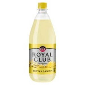 Royal club bitter lemon 1 ltr.