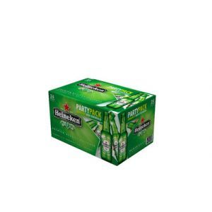 Heineken twist off 25 cl. 2x12 flesjes
