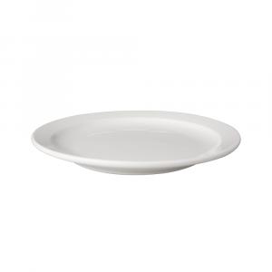 Dessertbord wit 20,5 cm.