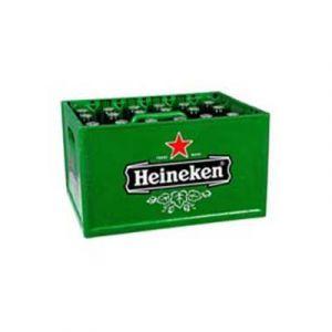 Heineken bier (krat 24 flesjes)