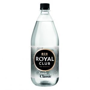 Royal club tonic 1 ltr.