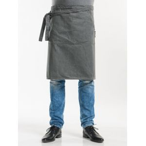 Sloof denim grijs 60 cm. lang