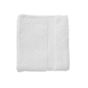 Gastendoek/handdoekje wit 30x30 cm.