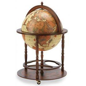 Bargolbe / wereldbol (globe ø 50cm.)