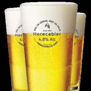 Horeca bier fust 4,8% 20 ltr.