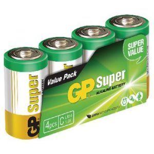 Batterijen C 4st 1.5v