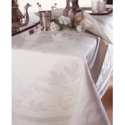 Tafellakens en servetten wit