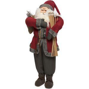 Kerstman 160 cm.