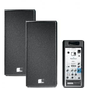 Audio presentatieset 2 met cd speler en usb