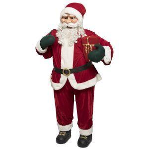 Kerstman 200 cm.
