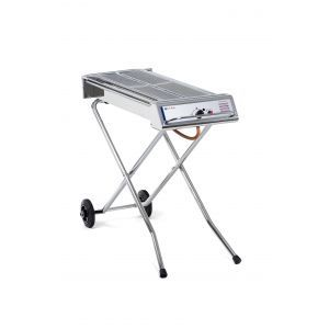 Gas barbecue powergrill