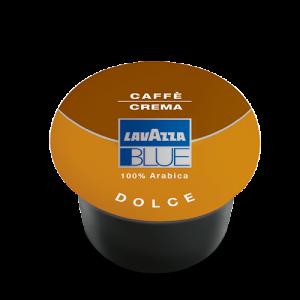 Lavazza crema koffie capsules 1 kops doos 100 st.