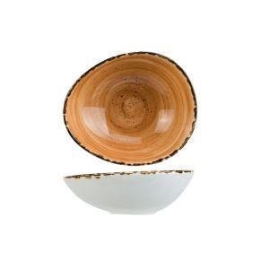 Schaaltje vigo brown 13,5x11,7 cm.