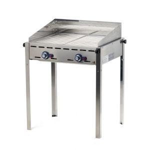 Gas barbecue Green Fire 74x61,2x(h)82,5 cm. (incl. gas)