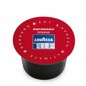 Lavazza intenso espresso capsules 1 kops doos 100 st.