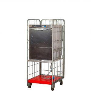 Vaatwasmachine voorlader (0-120 sec.) 220v/3750w