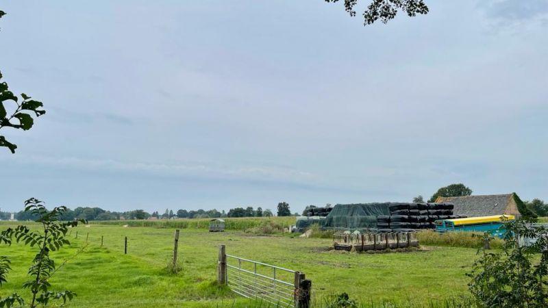 Geen ruimte voor een boer in een boerenlandschap dat onderdeel uitmaakt van een boerendorp.