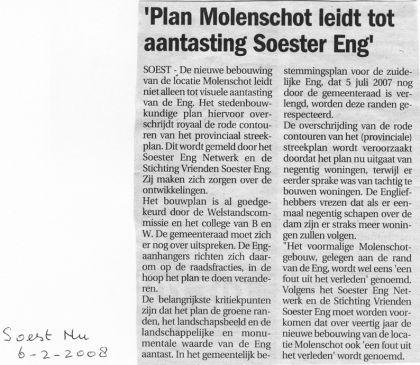 2014: Vrienden nu akkoord met Molenschotplan