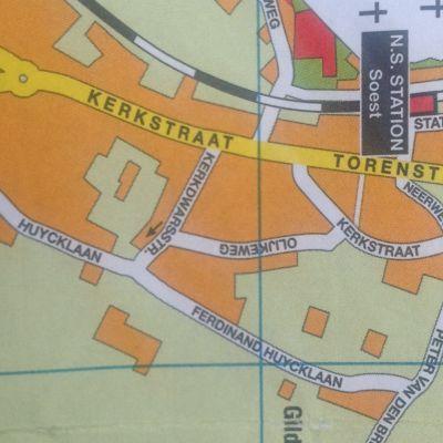 2008: Plan Kerkstraat is te hoog