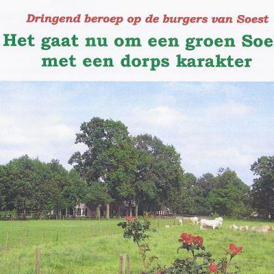 2010: Burgers, kies voor een groen Soest