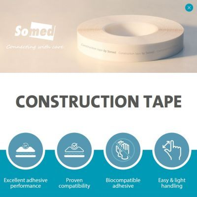New Construction Drape Tape