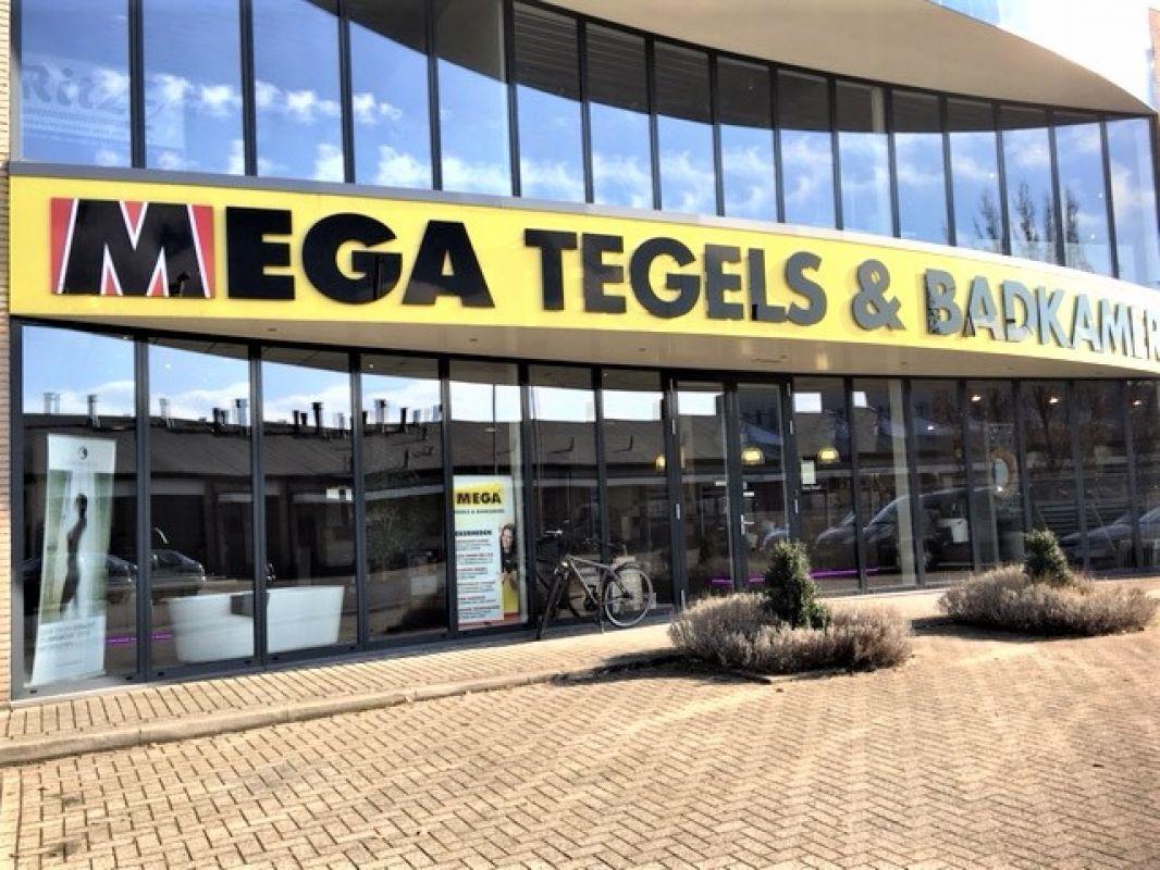 Sportorganisatie Soest - Speciaalzaak MEGA Tegels & Badkamers Soest