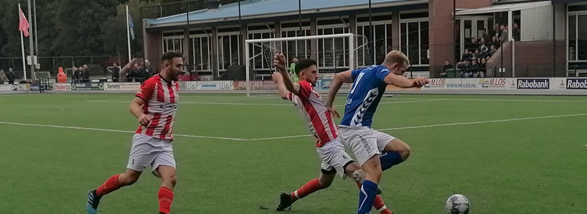 Winst tegen Nieuw Utrecht