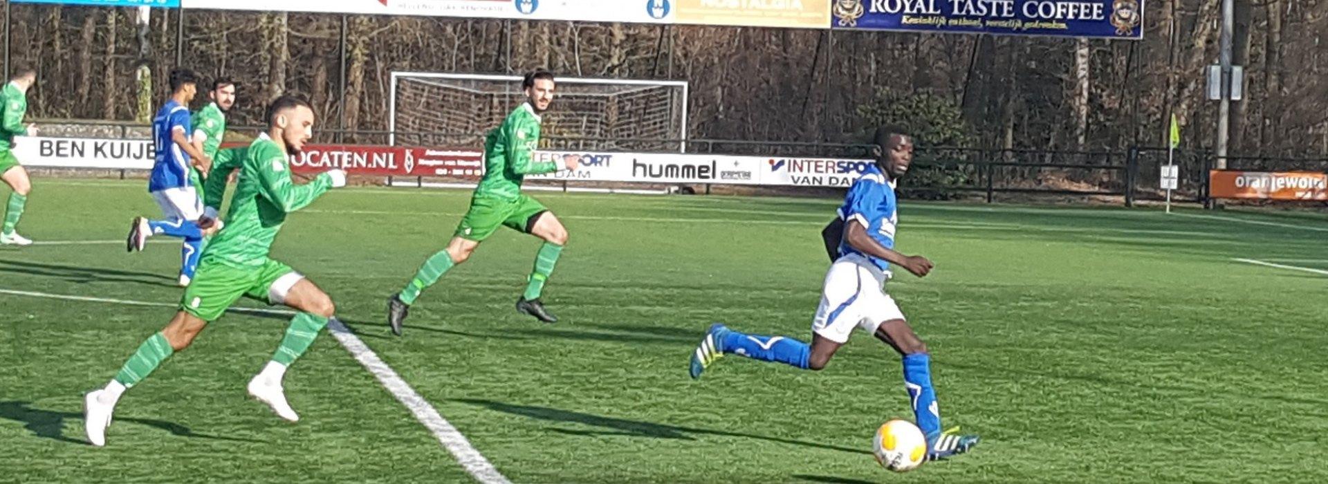 'Zomeravondvoetbal' tegen Nw Utrecht