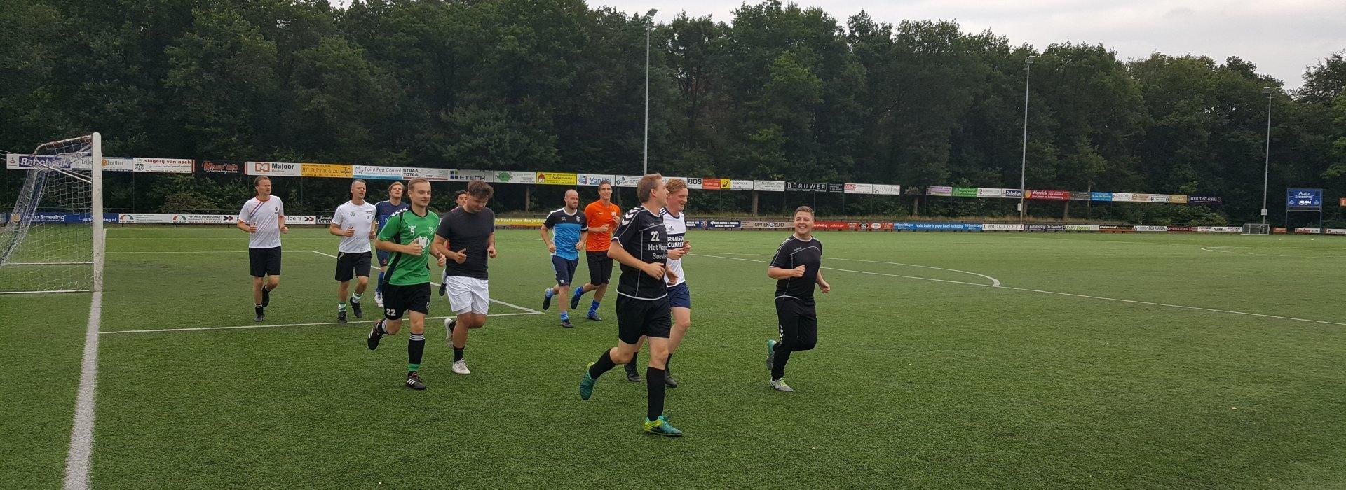 Aanstaande zaterdag Soester Elftal - Oud FC Utrecht