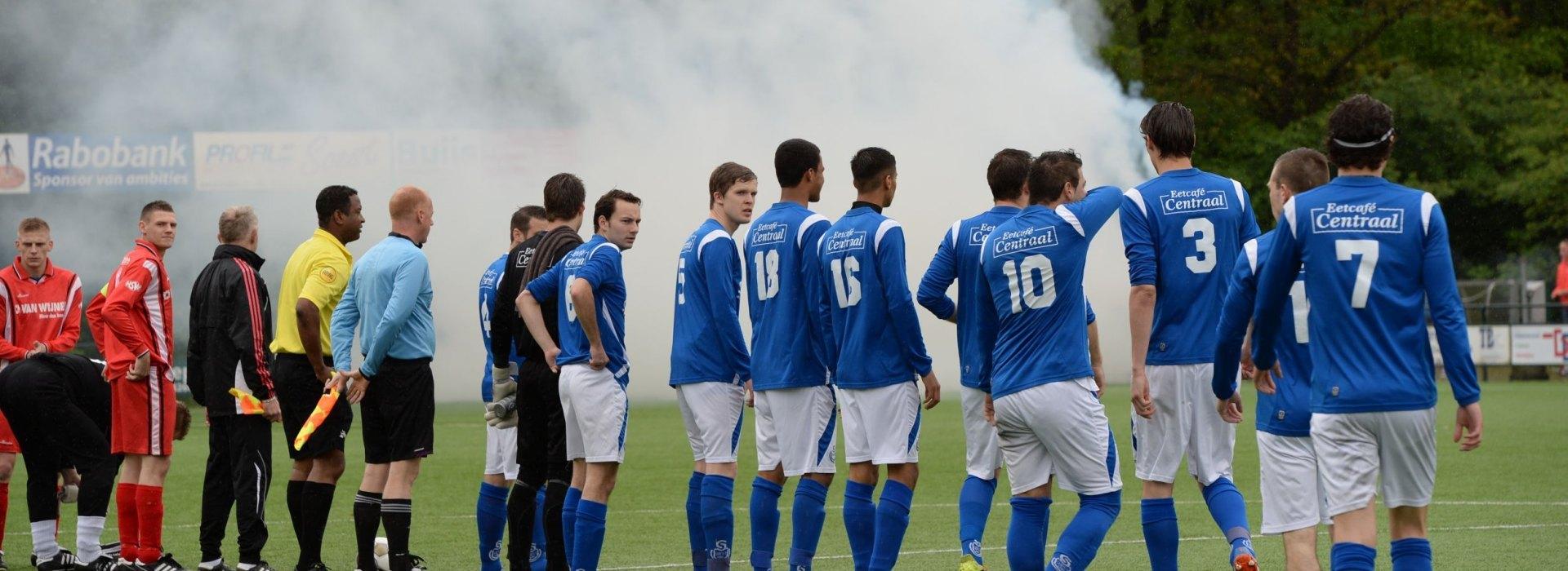 Seizoensopening tegen FC Weesp