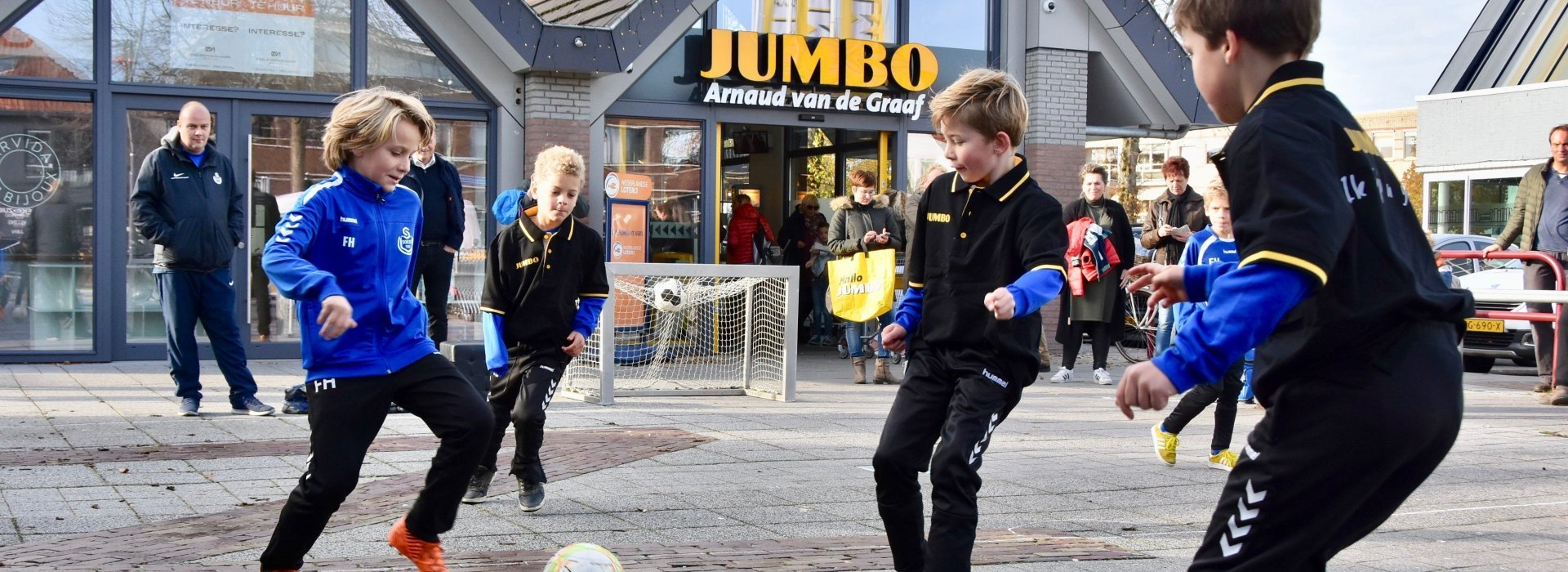 Jumbo-actie gestart