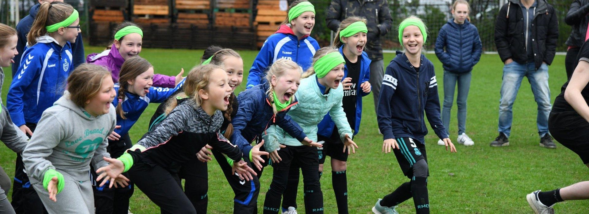 Inschrijving Voetbalkamp 2019 geopend