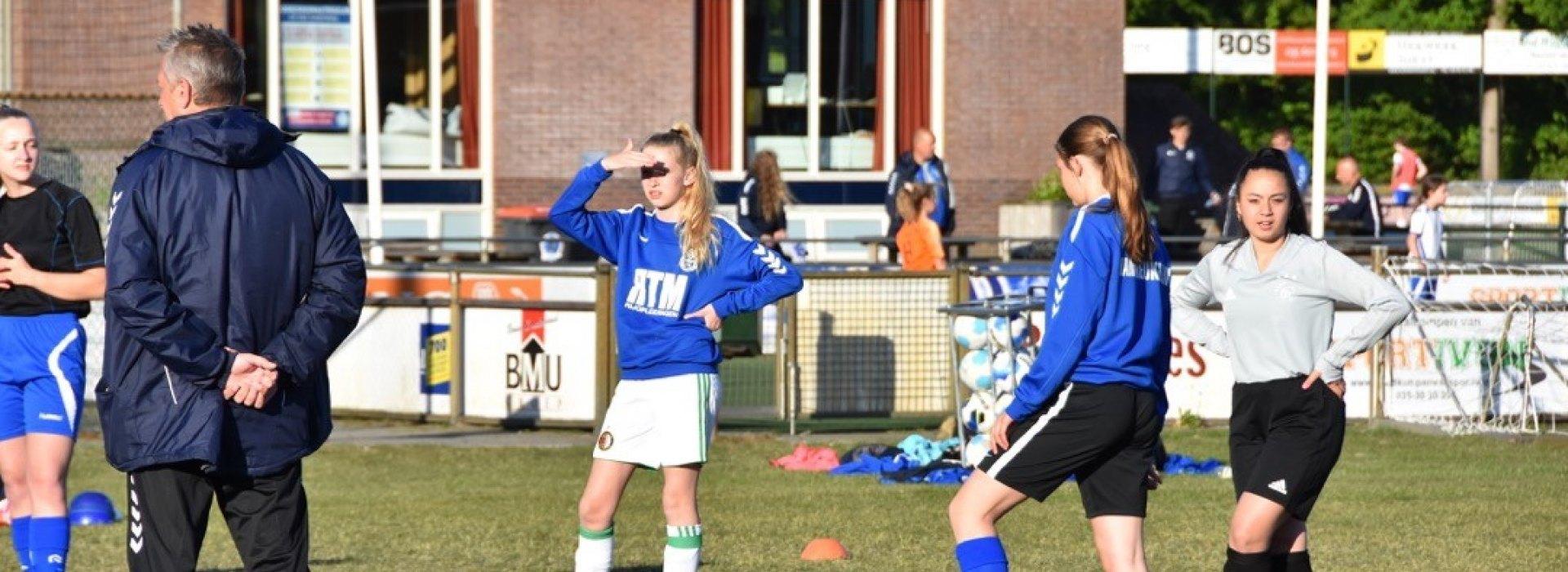 SO Soest...is ook dé club voor vrouwenvoetbal