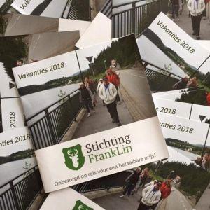 Brochure 2018 is er!