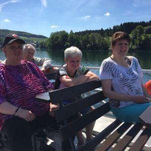 Op vakantie met de dames