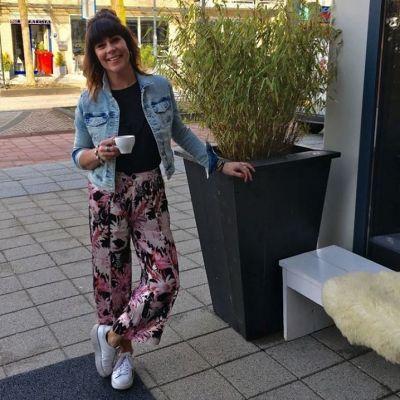 Dit wordt een hele goede vrijdag #jacket #ltb #broek #sainttropez #top #jdy #studiojill #koffietje