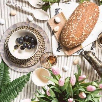 Maak je paasontbijt PERFECT #yaya #servies #studiojill #breakfast